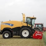 Capello Spartan direkt vágó New Holland