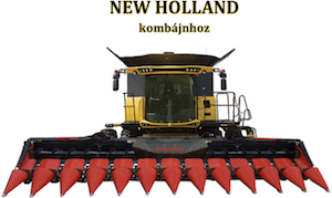 New Holland Capello kukorica adapter